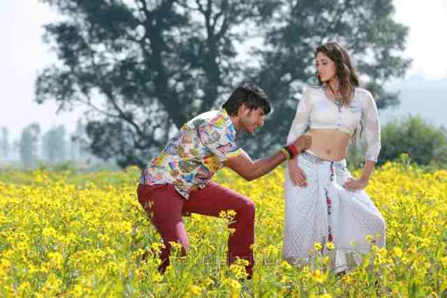Sandeep Kishan & Surabhi in Beeruva Telugu Movie Stills