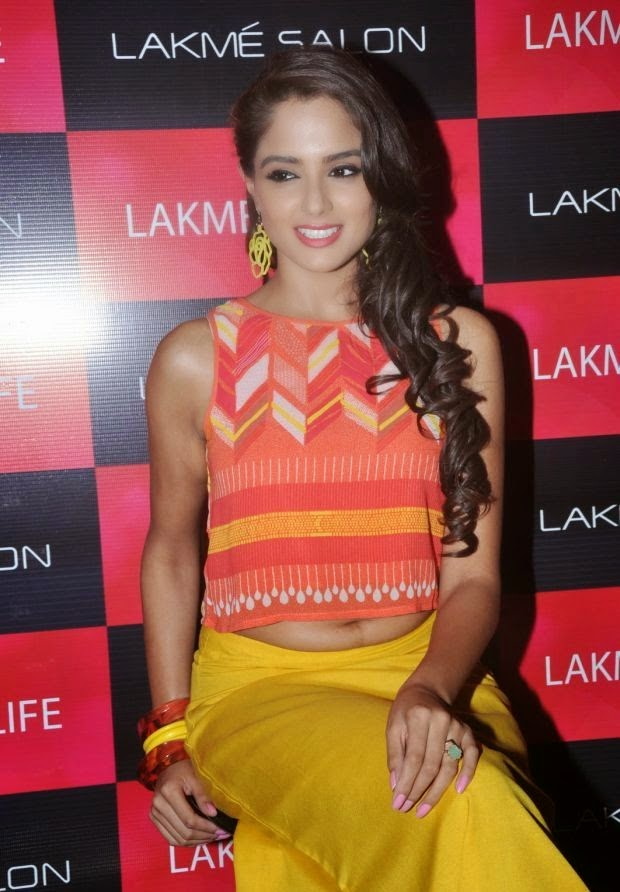 Asmita-Sood-Stills-at-Lakme-Salon-Launch-4