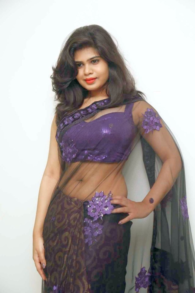 Alekhya-Hot-Navel-Photos-1