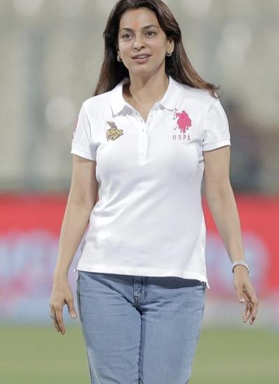 Juhi-Chawla-Snapped-at-IPL-match-2