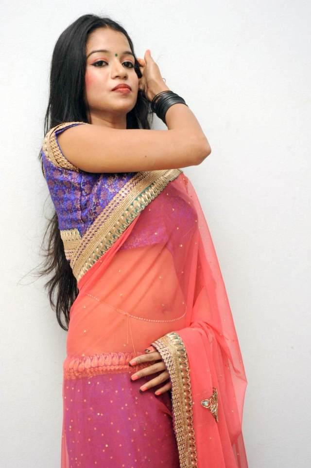 Actress Bhavya Sri Hot Stills (31)