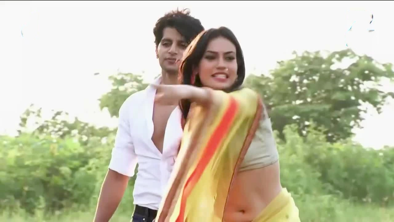 Surbhi Jyoti Hot Sexy Navel Tv Actress Hindi Serial Sari -3619
