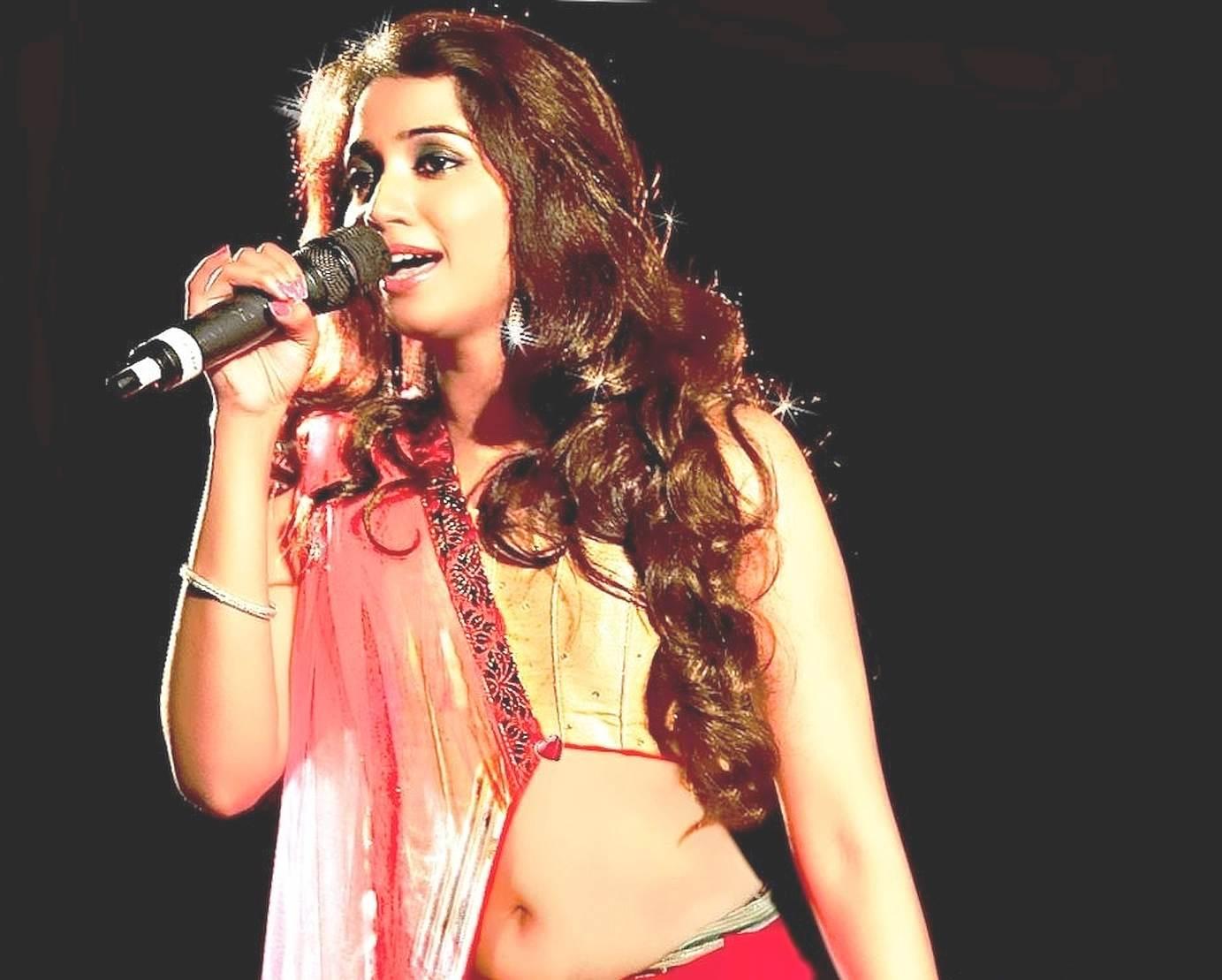 Ghoshal boobs shreya